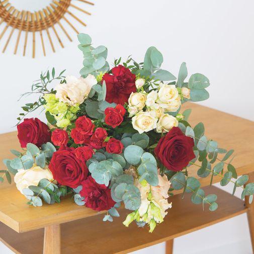 Bouquet de fleurs Lily