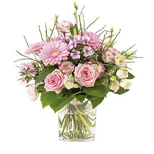 Bouquet de fleurs Marjolaine Anniversaire
