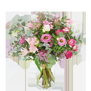 Bouquet de fleurs Oriane Fête des Belles-Mères