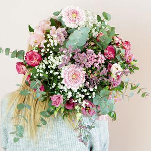 Bouquet de fleurs Oriane Journée internationale de l'Amitié