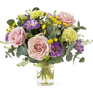 Bouquet de fleurs Rêverie Remerciements