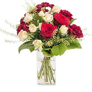 Bouquet de fleurs Salsa Amour