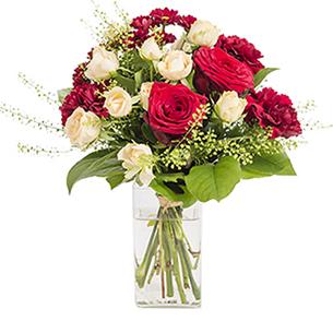 Bouquet de fleurs Salsa Collection Hommes