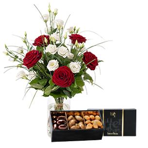 Bouquet de fleurs Chic & Choc Amour