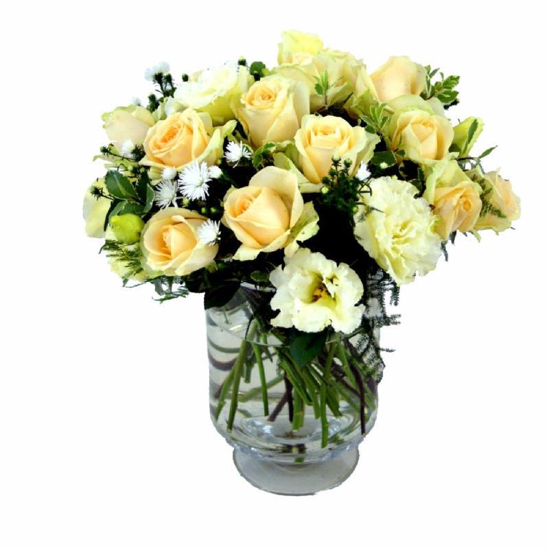 Bouquet de fleurs Barbara