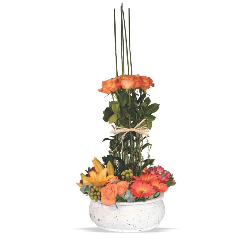 Bouquet de fleurs French Connection