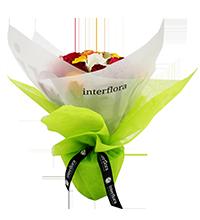Bouquet de fleurs Emballage Décoratif Atelier